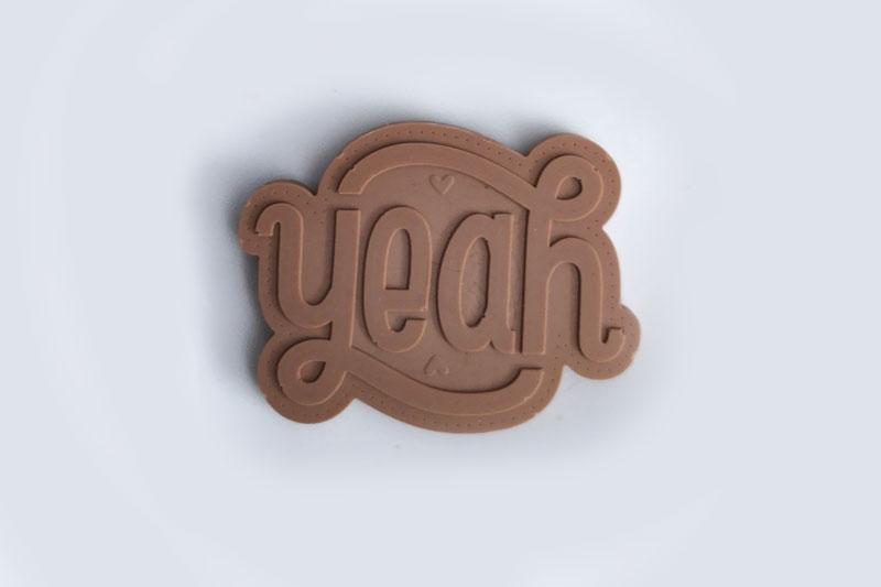 06 fertige Yeahschokolade